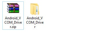 Extract Android VCOM Driver