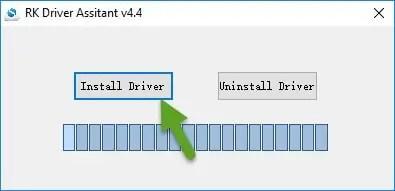 Install Driver Rockchip