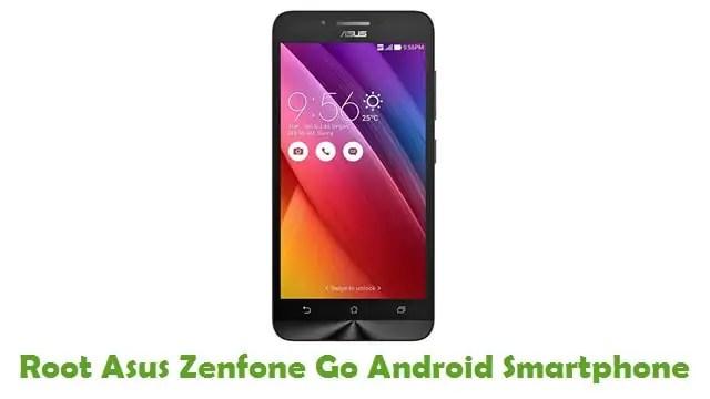 Root Asus Zenfone Go