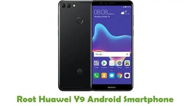 Root Huawei Y9
