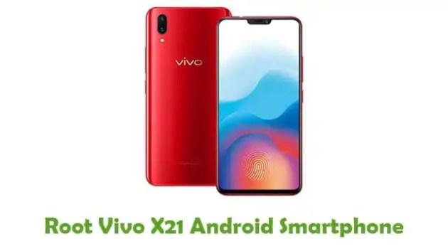 Root Vivo X21