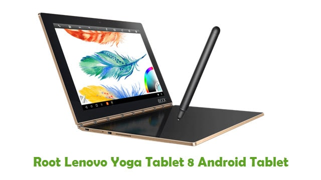 Root Lenovo Yoga Tablet 8