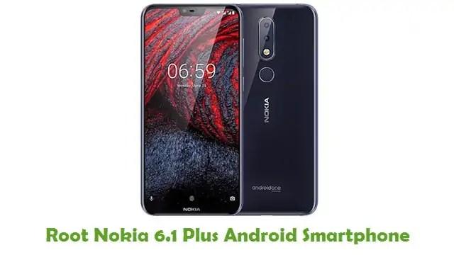 Root Nokia 6.1 Plus