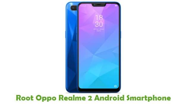 Root Oppo Realme 2