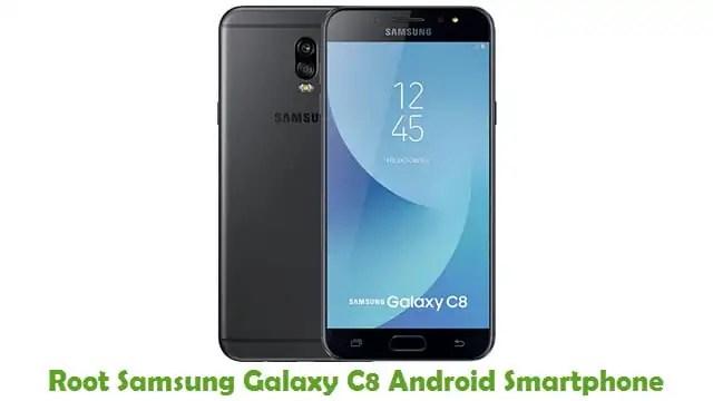 Root Samsung Galaxy C8