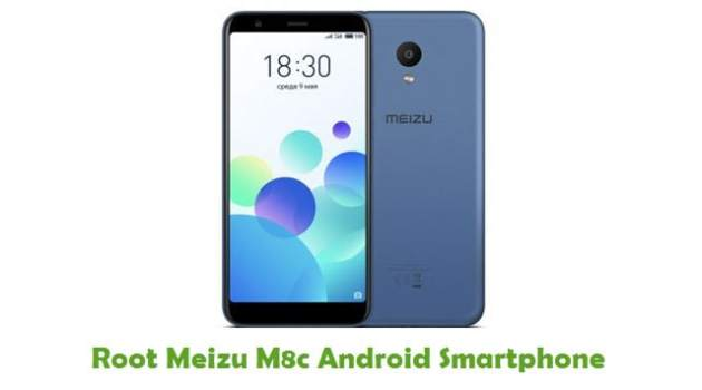 Root Meizu M8c
