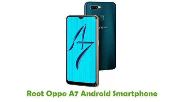 Root Oppo A7