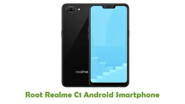 Root Realme C1