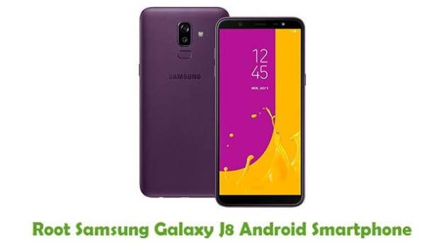 Root Samsung Galaxy J8