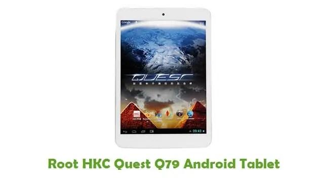 Root HKC Quest Q79