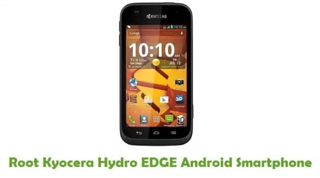 Root Kyocera Hydro EDGE