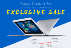 Teclast Tbook 16 Pro Review and Flash Sale