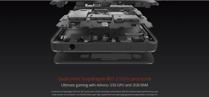 Xiaomi Mi4 Performance