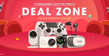 Consumer Electronic Sale at Gearbest