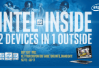 Intel Inside Promotional sale Gearbest