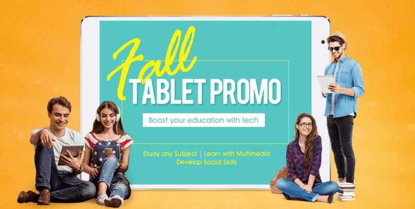 Huge Intel Tablet Promotional Sale