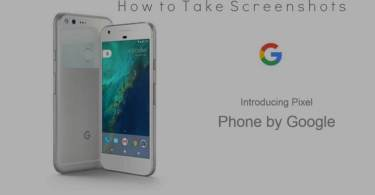 Take a Screenshot on Google Pixel and Pixel XL