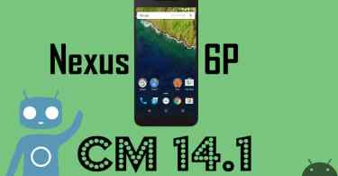 Install Official CM 14.1 on Nexus 6P