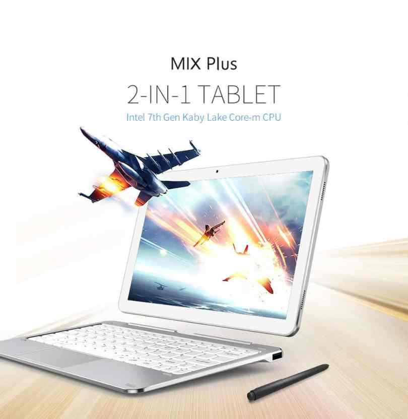 Cube Mix Plus 2 in 1 Tablet PC Short Review and Best Deal