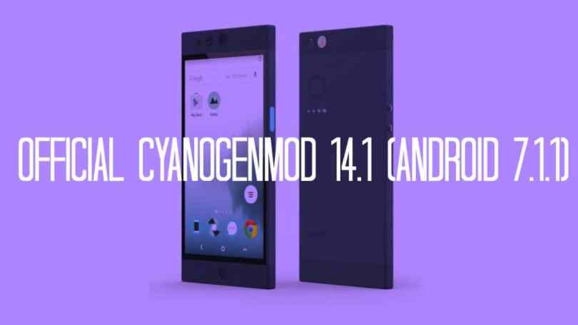 Download and Install Official CM 14.1 On Nextbit Robin