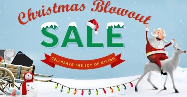Gearbest's Christmas Blowout Tech Sale