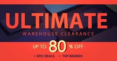 Gearbest's Ultimate Clearance Sale