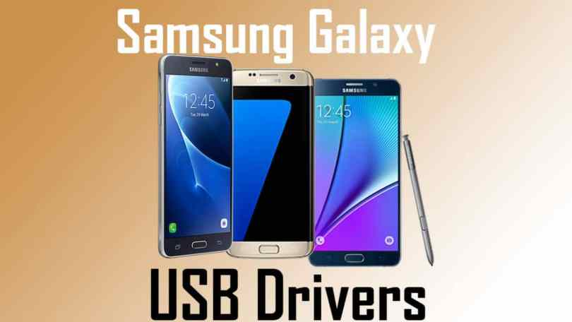 Download Latest Samsung Galaxy USB Drivers (v1.5.61)