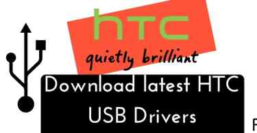 HTC USB Drivers