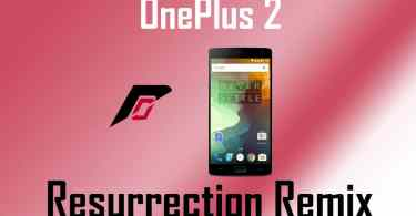 Download and Install Resurrection Remix on OnePlus 2