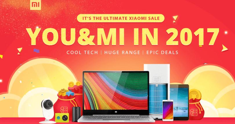 Ultimate Xiaomi Promotional Sale
