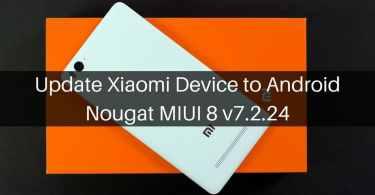 MIUI 8 v7.2.24