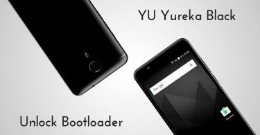 Unlock Bootloader of YU Yureka Black