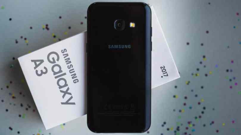 Android 7.0 Nougat For Galaxy A3 2017