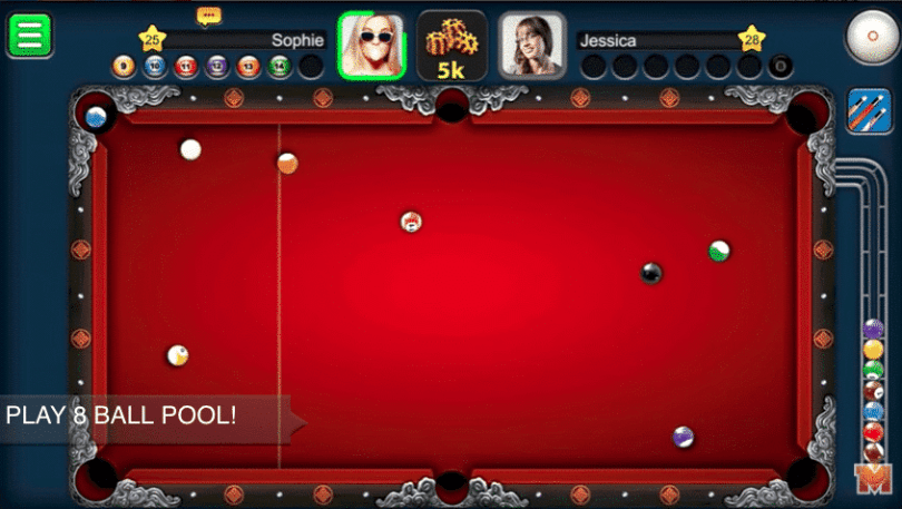 Download 8 Ball Pool 3.10.3 Modded APK