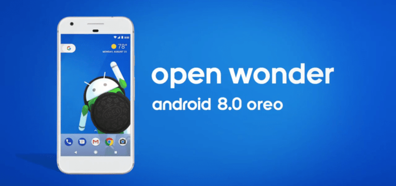 Android Oreo wallpapers and ringtomes
