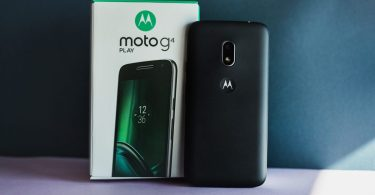 Moto G4 Play