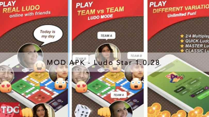 MOD - Download Ludo Star 1.0.28 Hacked APK