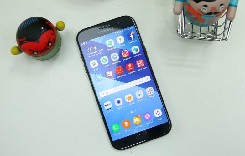 Download A720FXXU2BQI2 Nougat for Galaxy A7 2017   Android 7.0