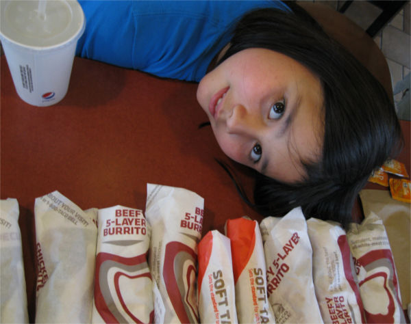 Taco Bell.  My favorite fast food.