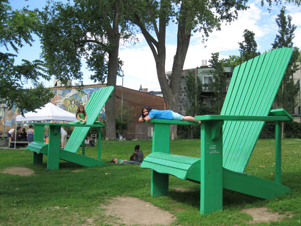 Parc Compagnons-de-Saint-Laurent