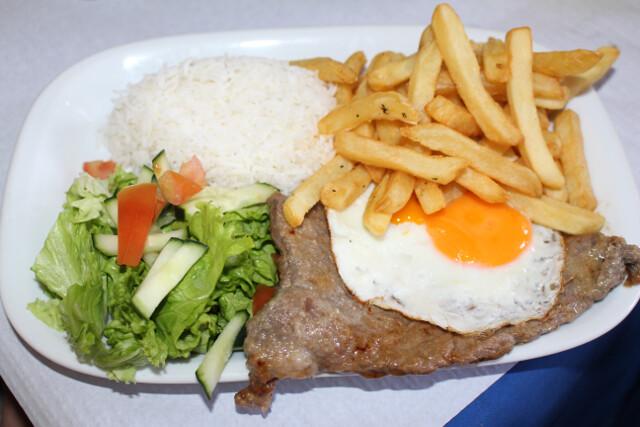 $5 for a steak dinner? Thanks, Lisbon!
