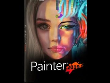 Corel Painter 2019 Crack + Keygen [latest] Free Download
