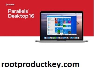 Parallels Desktop 16.0.1.48919 Crack