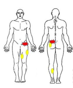 仙台の整体で股関節が外れる感じと脱力感に筋膜リリースを行うルーツ
