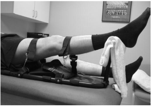変形性膝関節症の治療となるストレッチ