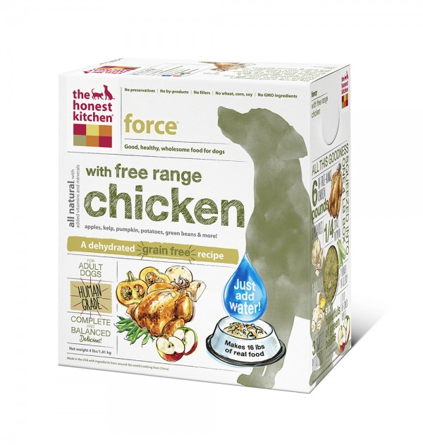 honest kitchen force best quality cabinets how to feed the dehydrated pet food - roots ...