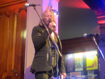 Compere, Gary Burrows