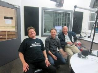Peter Tilbrook, Steve Pederson & Duncan Kilburn