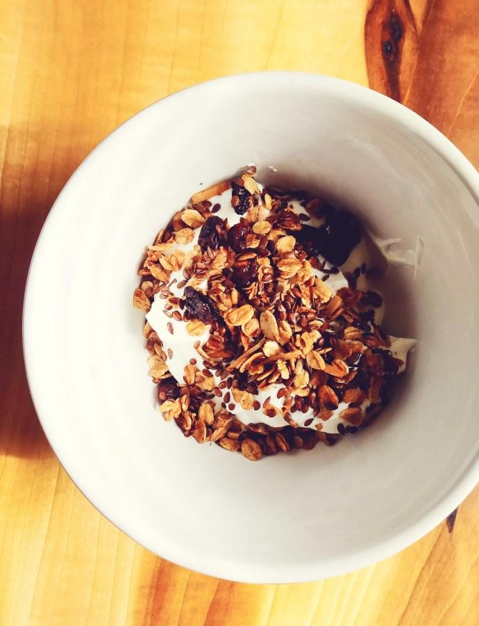 Vegan Nut-Free Granola
