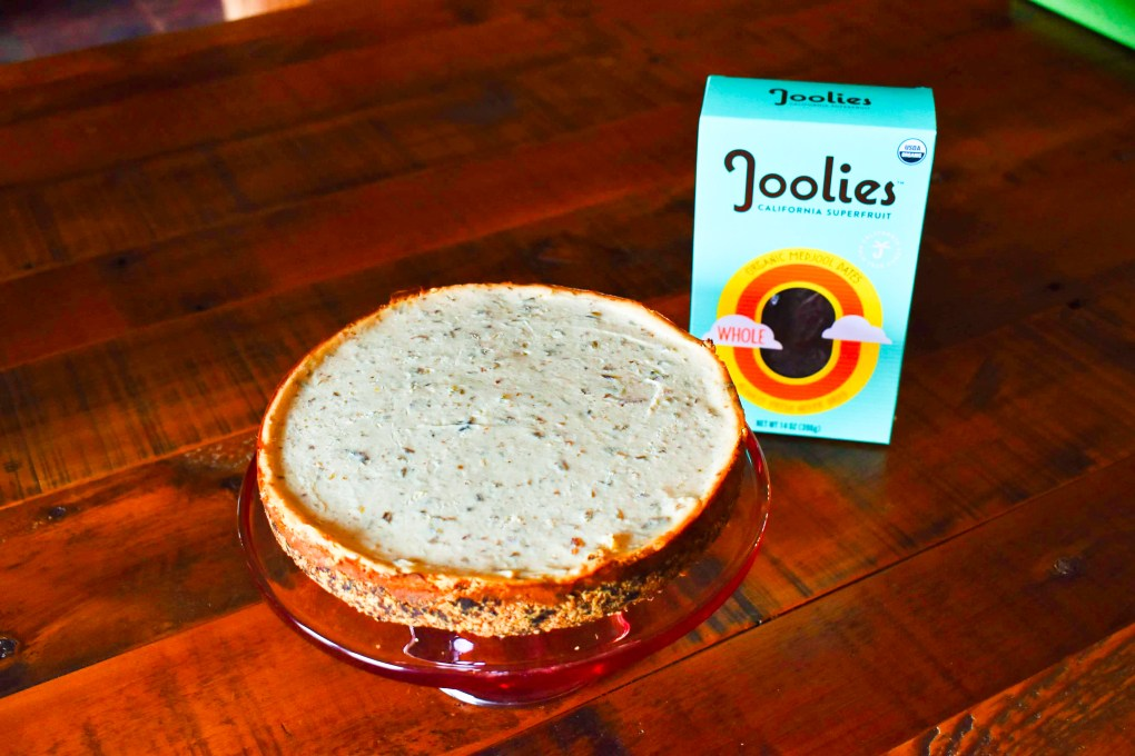 Gluten Free Medjool Cheesecake